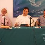 Emilio Cárdenas, Jorge Federico Márquez y Saúl Arellano