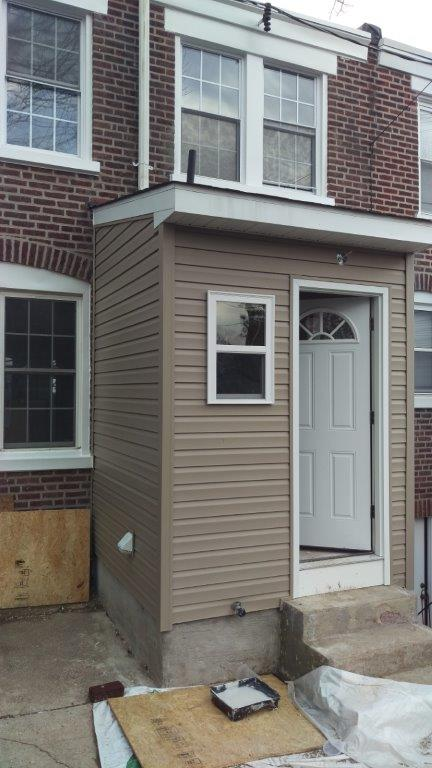 Siding and Door Installation Broom St (1)