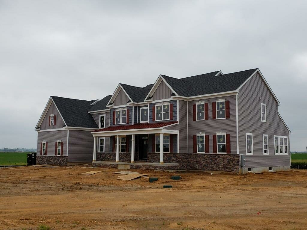 Roofing Window and Siding Installation Burger Residence (1)