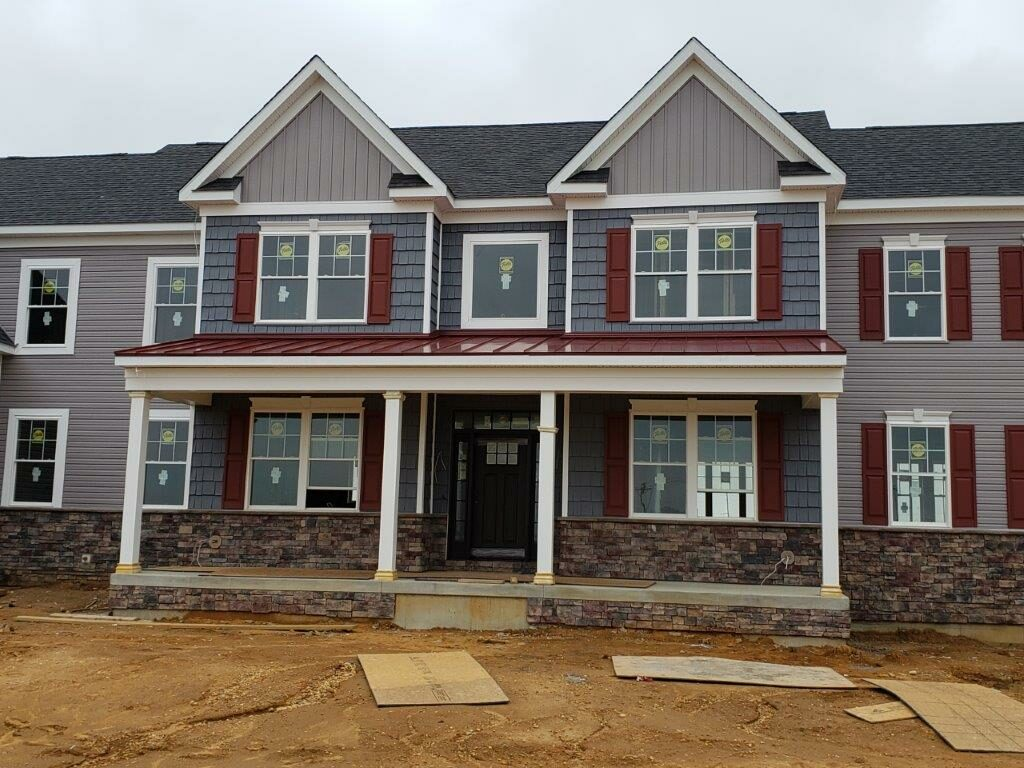 Roofing Window and Siding Installation Burger Residence (2)