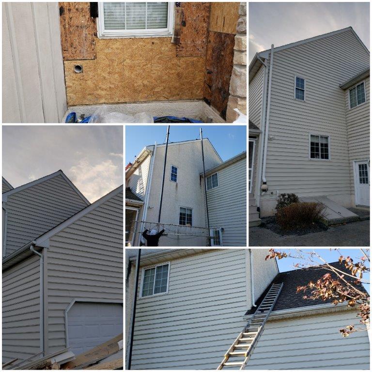 Siding Installation Glazer Residence (2)