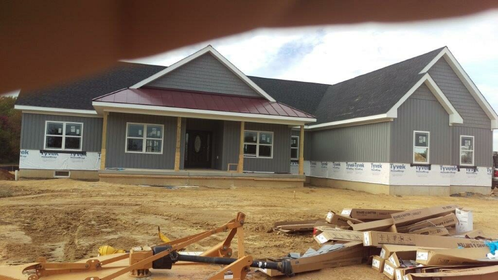 Windows Siding and Roofing Installation Smith Residence