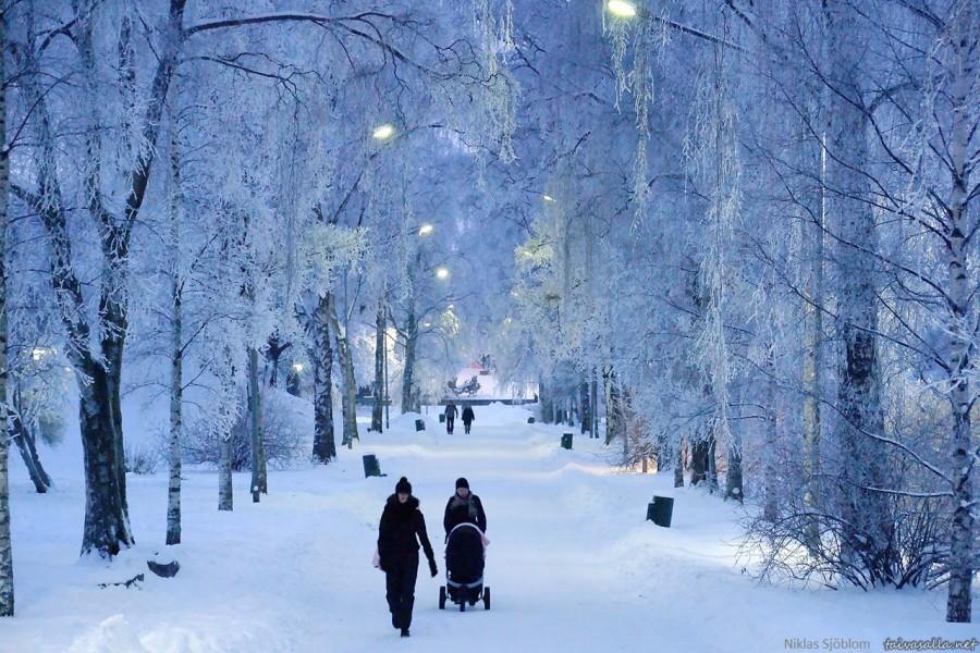 Finland ... Photo GreenSmartCampus.eu