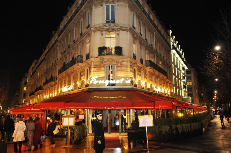 Top five bistros and brasseries of Paris - Fouquet's