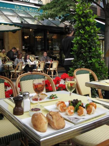 Top five bistros and brasseries of Paris: Cafe Les Deux Magots - Paris