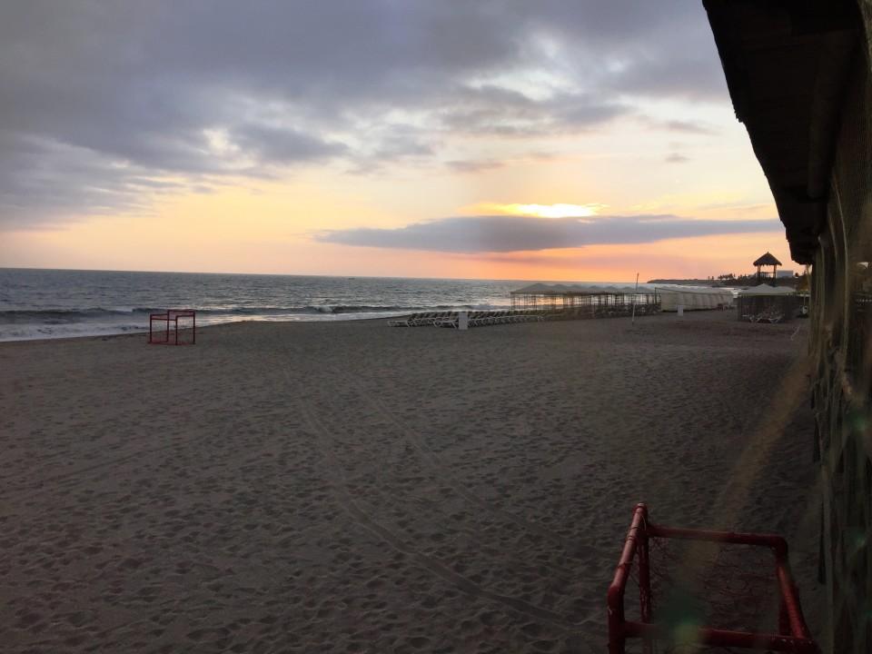 Velas Vallarta Resort in Puerto Vallarta - Sunset