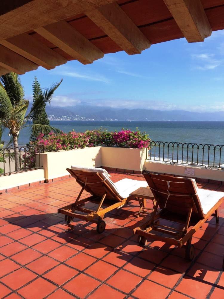 Velas Vallarta Resort in Puerto Vallarta - Oceanfront Terrace view