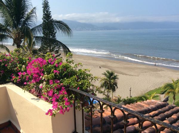 Velas Vallarta Resort in Puerto Vallarta - Sound of ocean waves