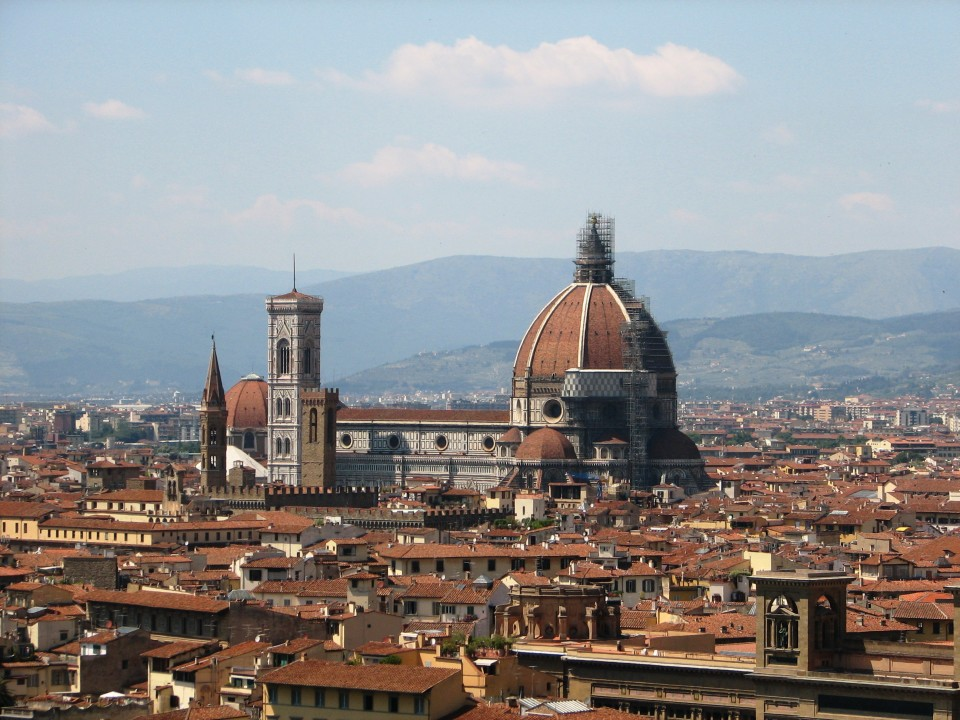 Travel destinations of a lifetime: Florence and Tuscany