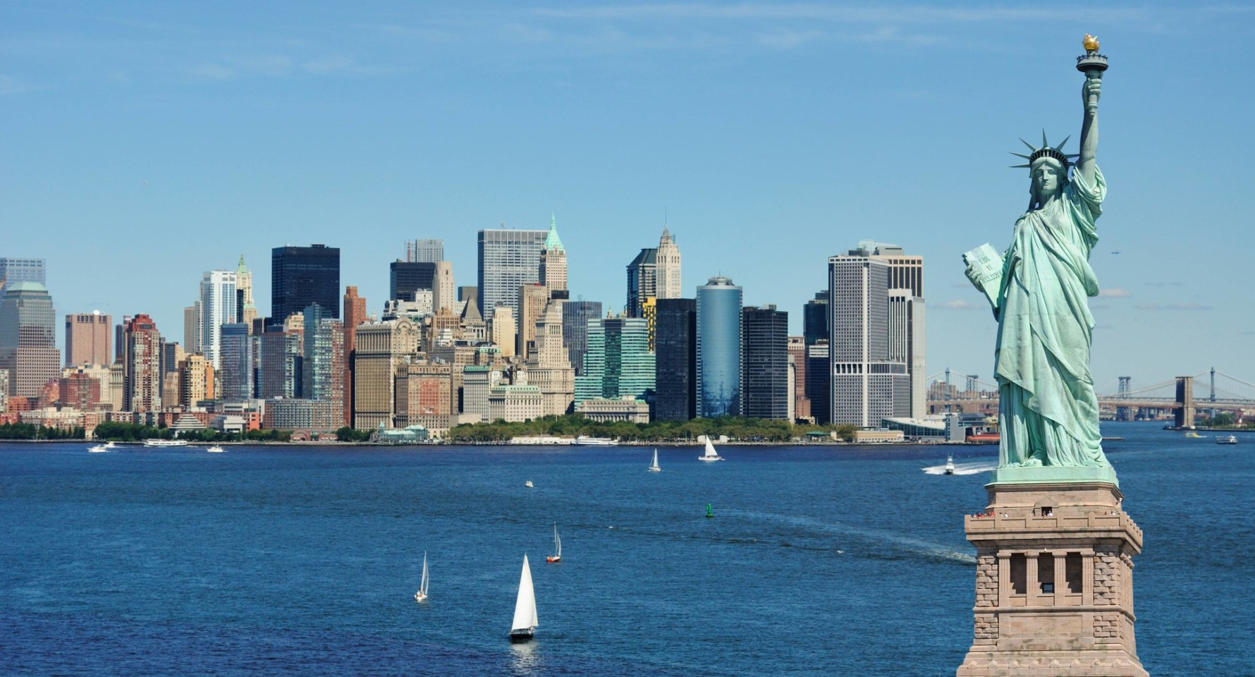 Travel Destinations of a lifetime: New York City USA (photo space.com)