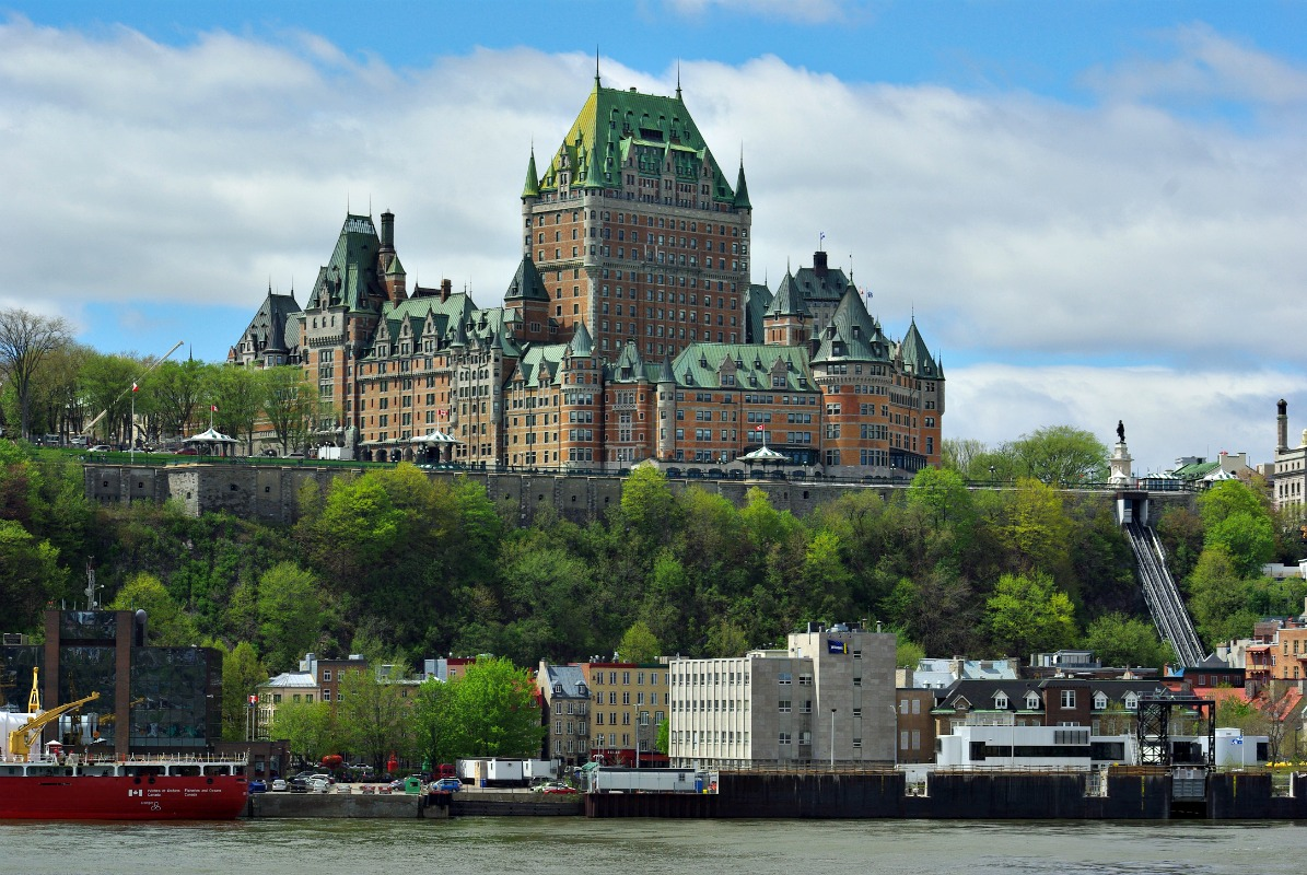 Travel destinations of a lifetime: Quebec City (photo rahtours.com)