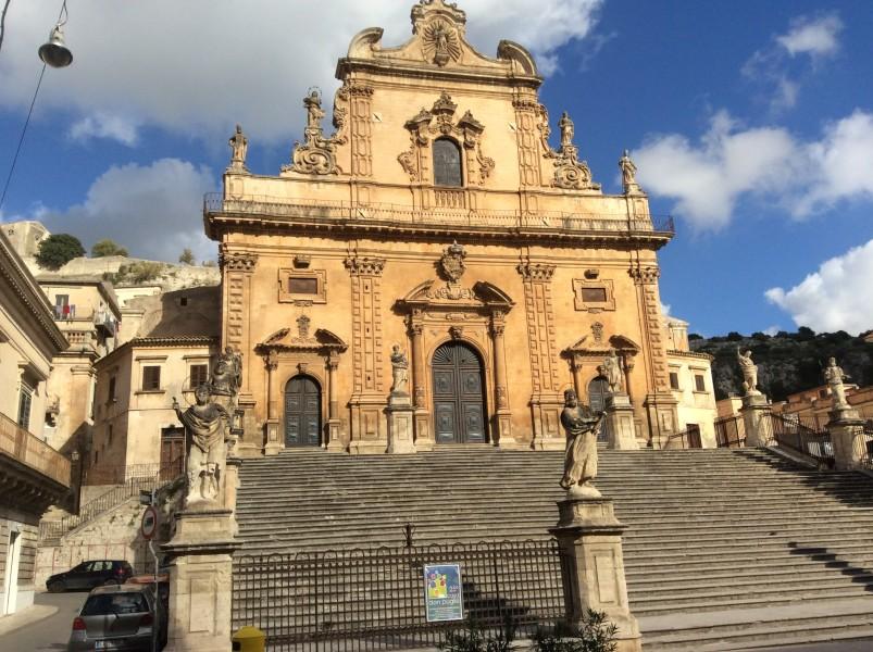 Southeast Sicily : Modica