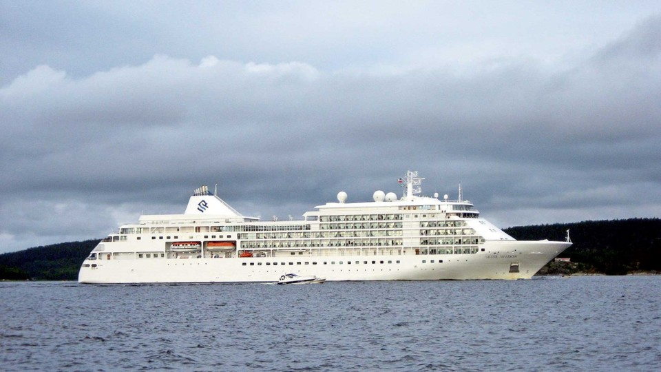 Silversea Silver Shadow - A fantastic South East Asia cruise itinerary but on select cruises only !