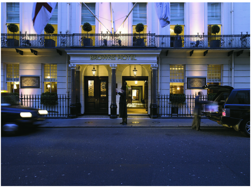 The English Tea Room, Brown's Hotel, Albemarle Street, Mayfair, London W1S 4BP, England