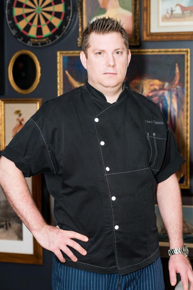 Pennsylvania 6 DC restaurant : Executive Chef Marc Plessis