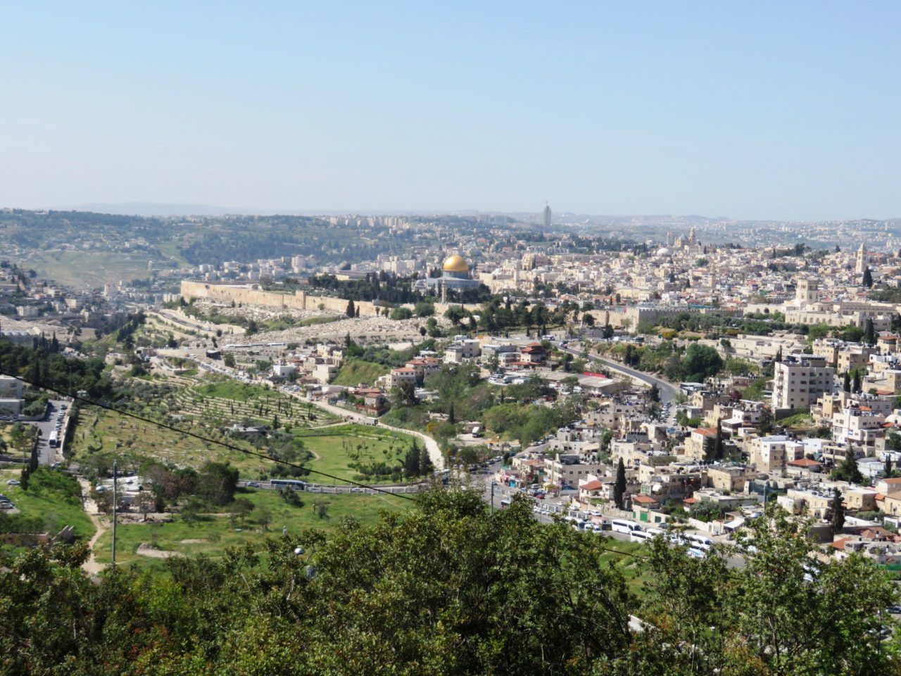 Favorite Israel Vacation Experiences : Jerusalem and the Holy Land