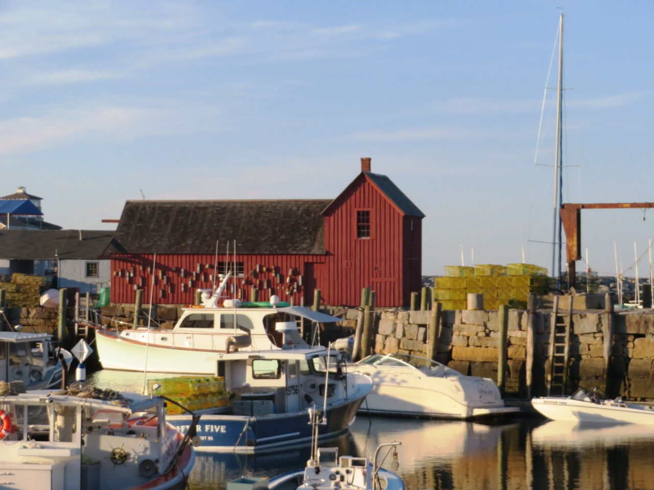 Emerson Inn by the Sea : Motif #1 in Rockport MA, the most frequently painted building in America!