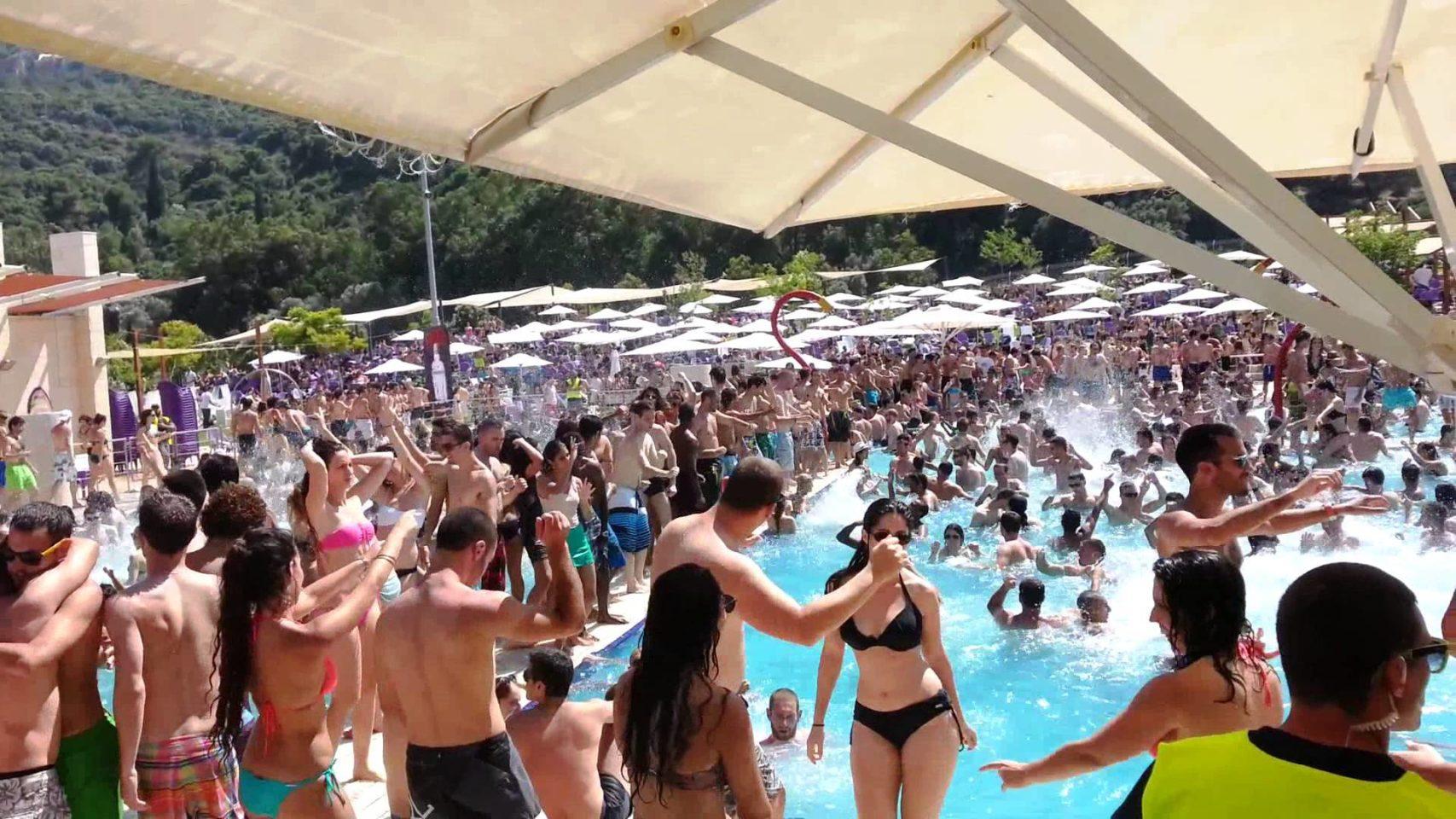 Technion : Student party (photo HammodiZ)