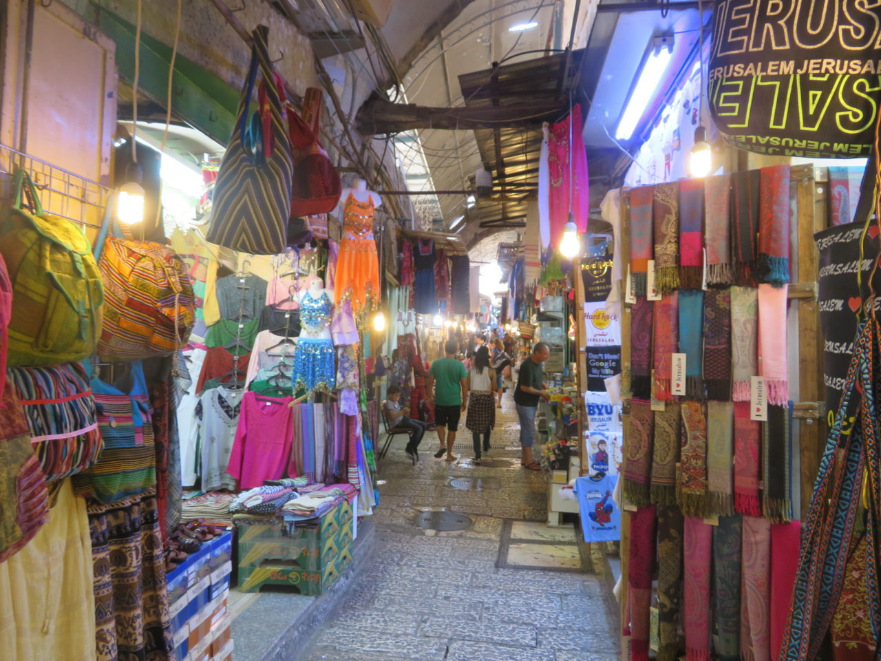 The joys of walking Jerusalem - Walking the Old City of Jerusalem