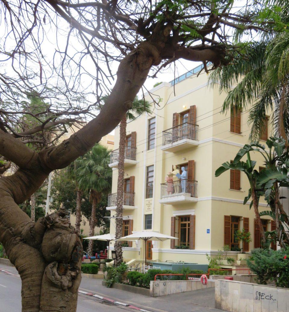 Vacationing in Israel ... The Rothschild Hotel in Tel Aviv