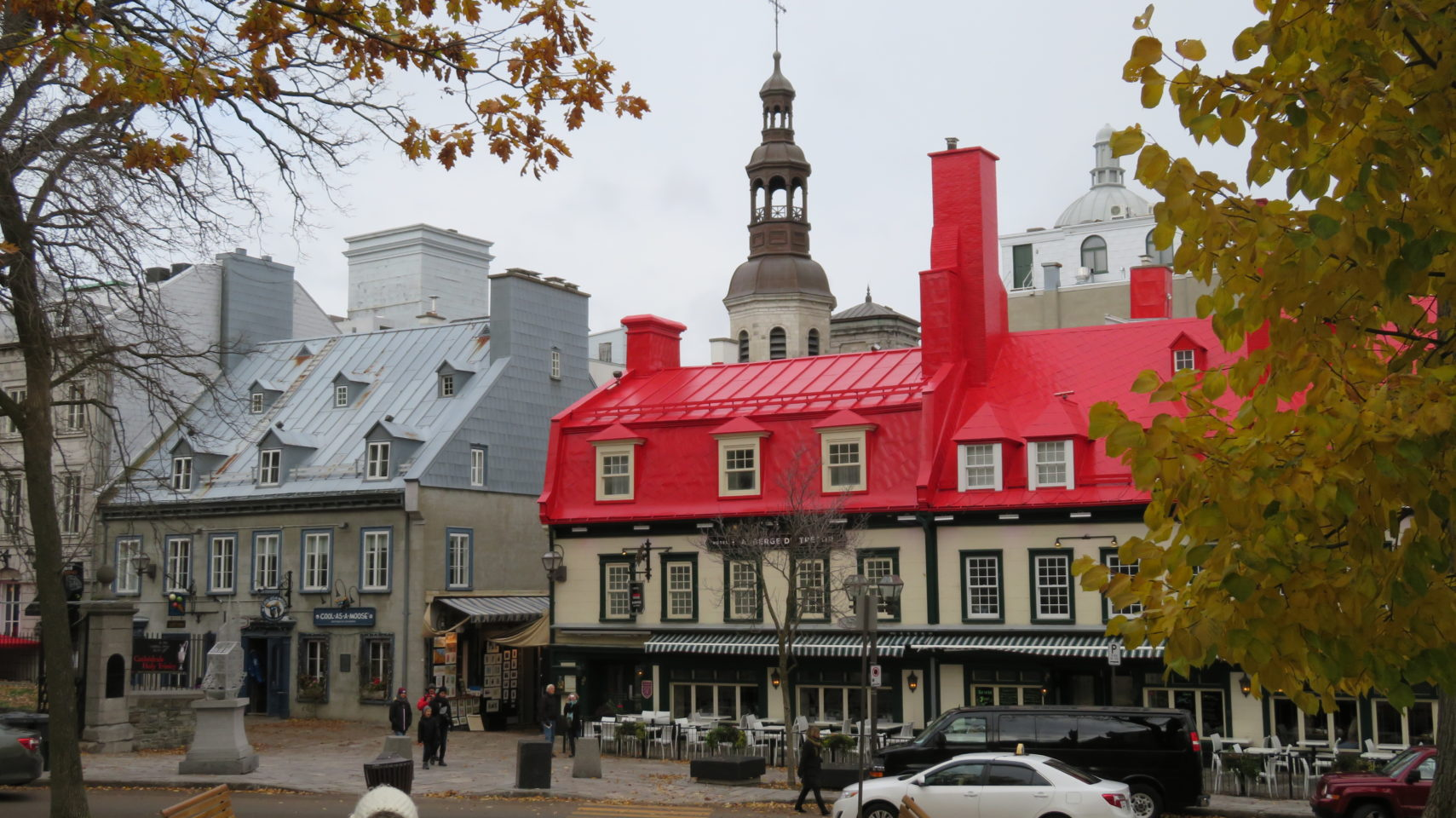 Old Quebec City, Quebec, Canada