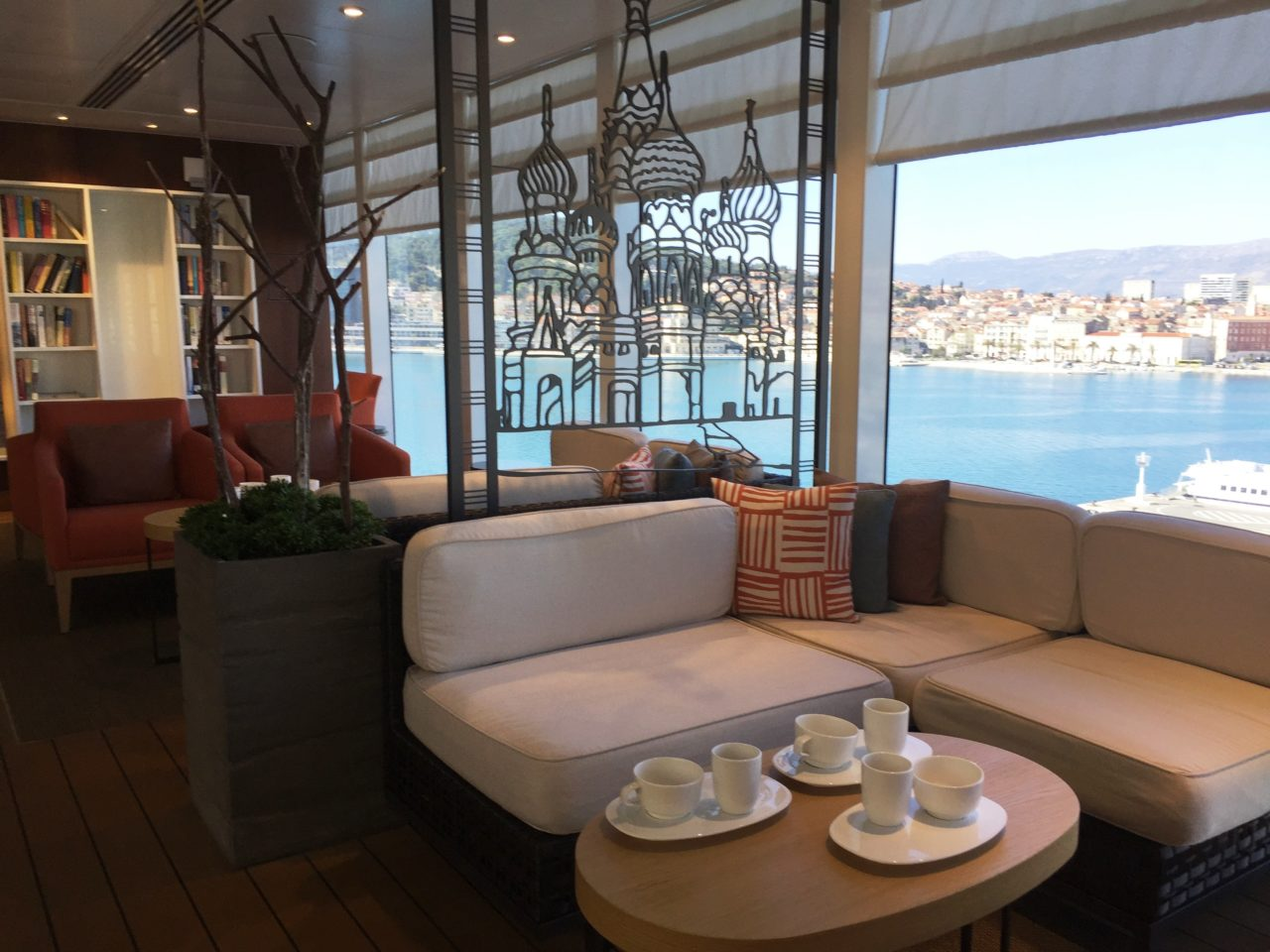 <em><strong>Viking Ocean Cruise Ships ~</strong> </em> A Space for Every Taste on the Viking Star