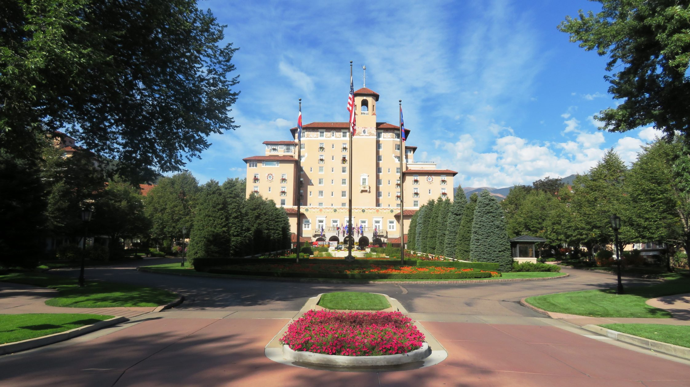 <em><strong>The Broadmoor</strong></em> Resort in Colorado Springs, Colorado