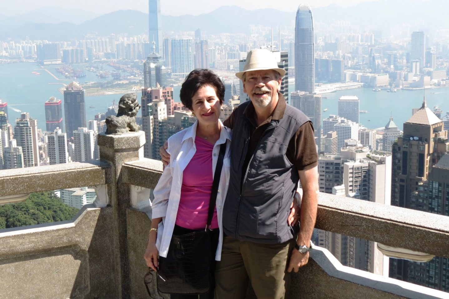 The Art of Travel Preparation ~ View of Hong Kong from Victoria Peak during A Four-Day Luxury Getaway to Hong Kong