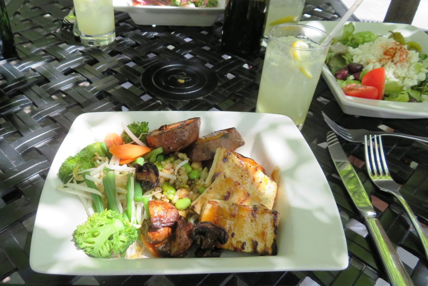Culinary Excellence at <em><strong>The Broadmoor</strong> </em>~ Healthy lunch at the Natural Epicurean restaurant