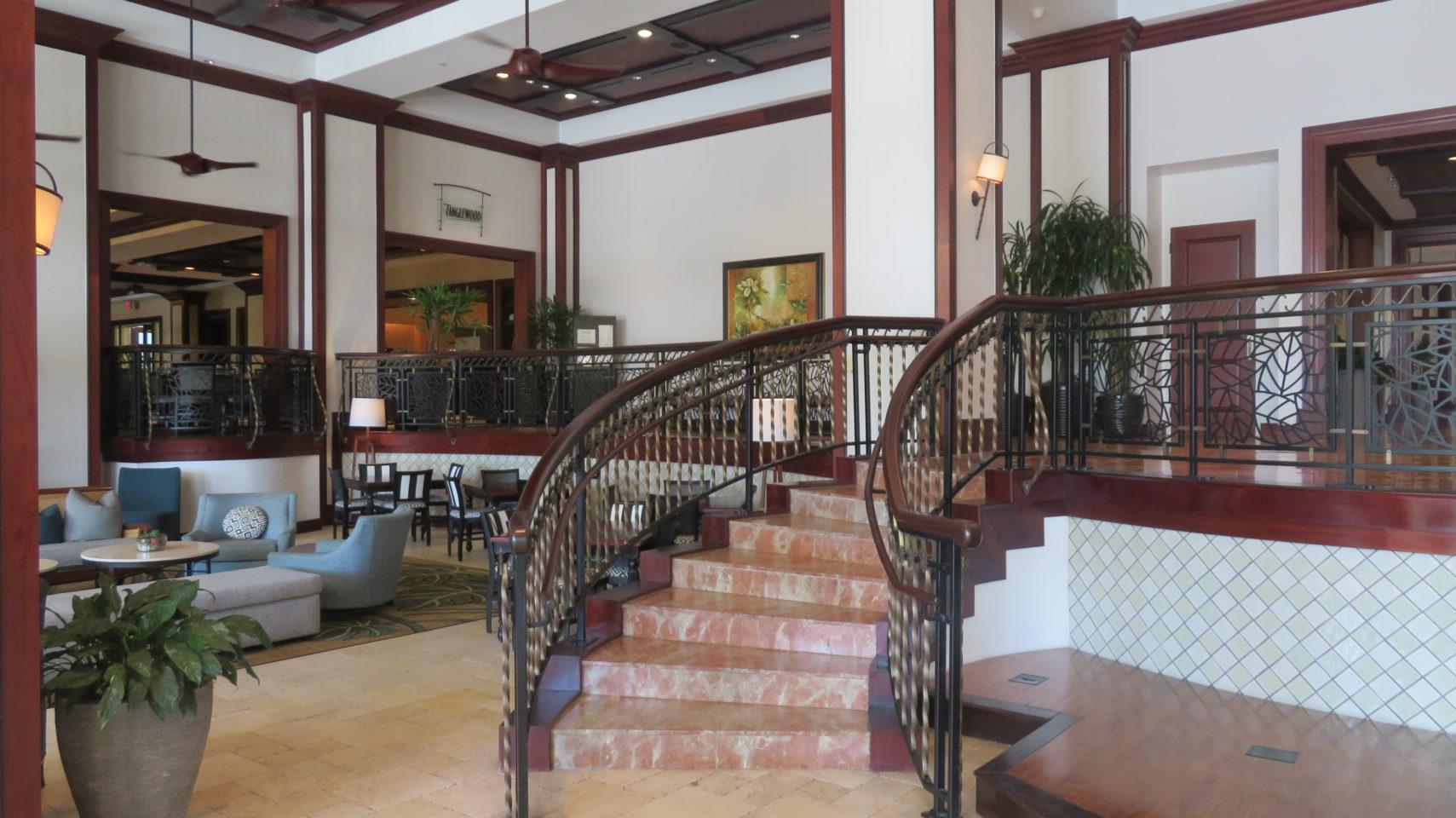 Spacious refined elegance of the Hyatt Regency Coconut Point ~ Gem of a Florida Resort