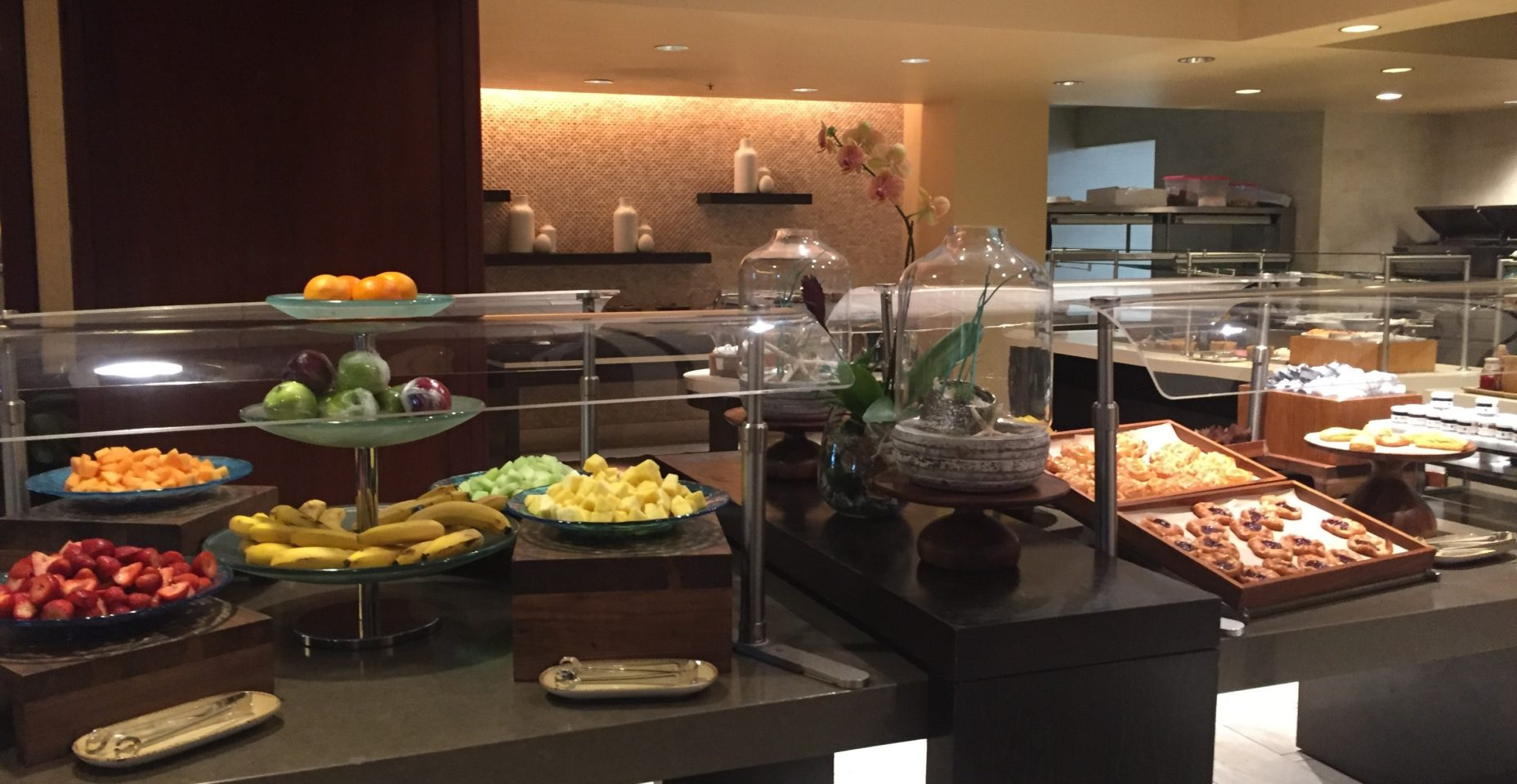 A Full Breakfast Buffet or a la carte Table Service at the Tanglewood Restaurant of the Hyatt Regency Coconut Point ~ Gem of a Florida Resort