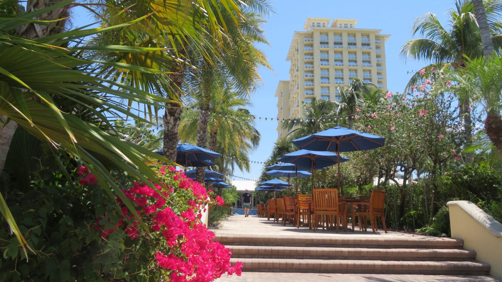 Corkscrew Restaurant at the Hyatt Regency Coconut Point ~ Gem of a Florida Resort