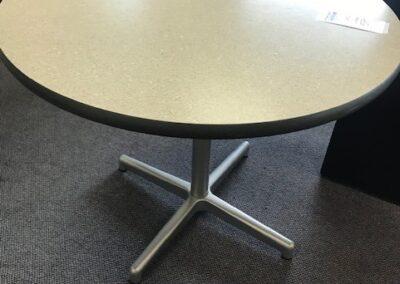 Round Breakroom Table