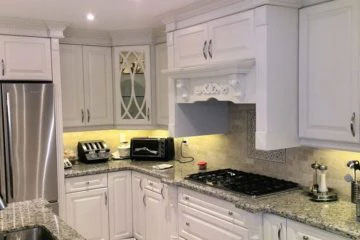 Custom Modern Kitchen with a Tradition