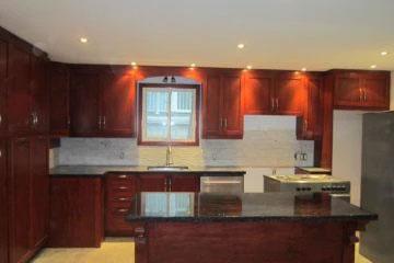 Modern Wooden Interior Kitchen