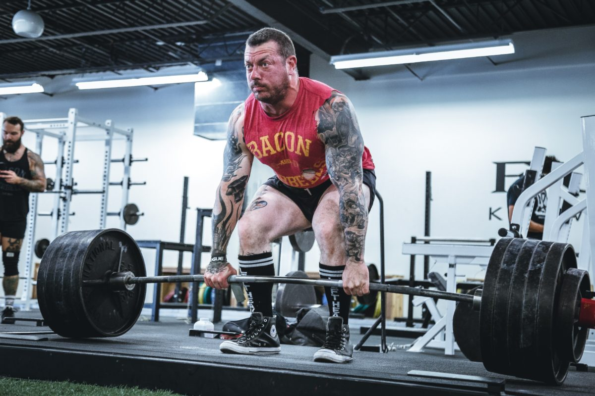 How to Gain Strength & Size with Reverse Pyramid Training