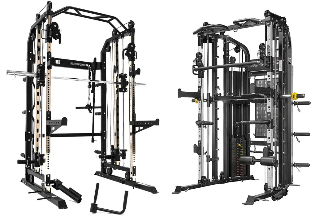 The Best Home Gym Weight Machines on Amazon (All-In-One)