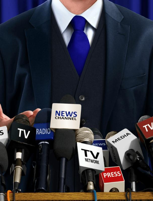 candidate media training