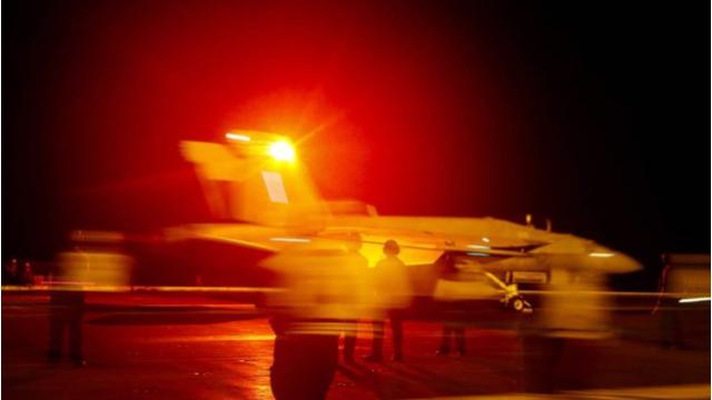 Kirk: Trump Should Wage Economic, Not Military, War on Iran