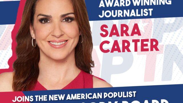 TNAP Announces Sara Carter Joins Advisory Board