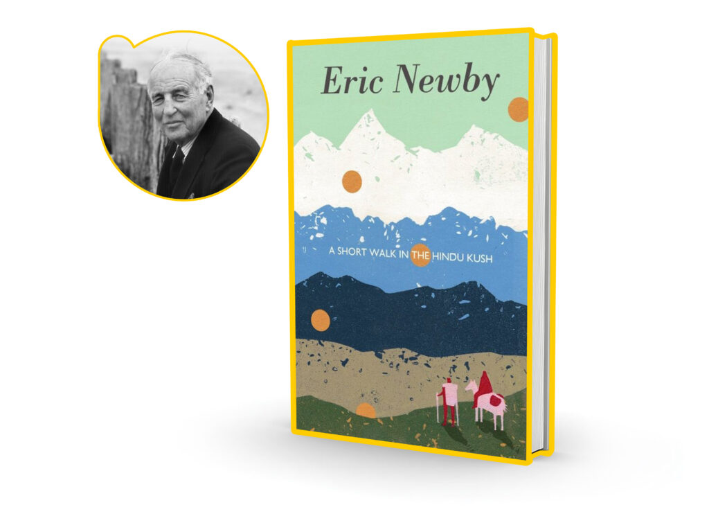 Nature Tutor Eric Newby