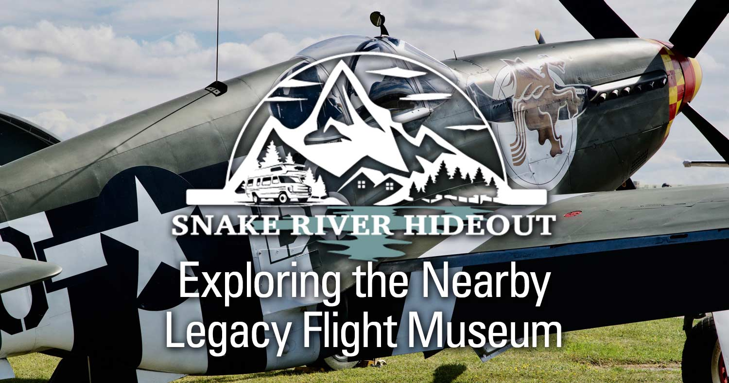 Exploring the Nearby Legacy Flight Museum