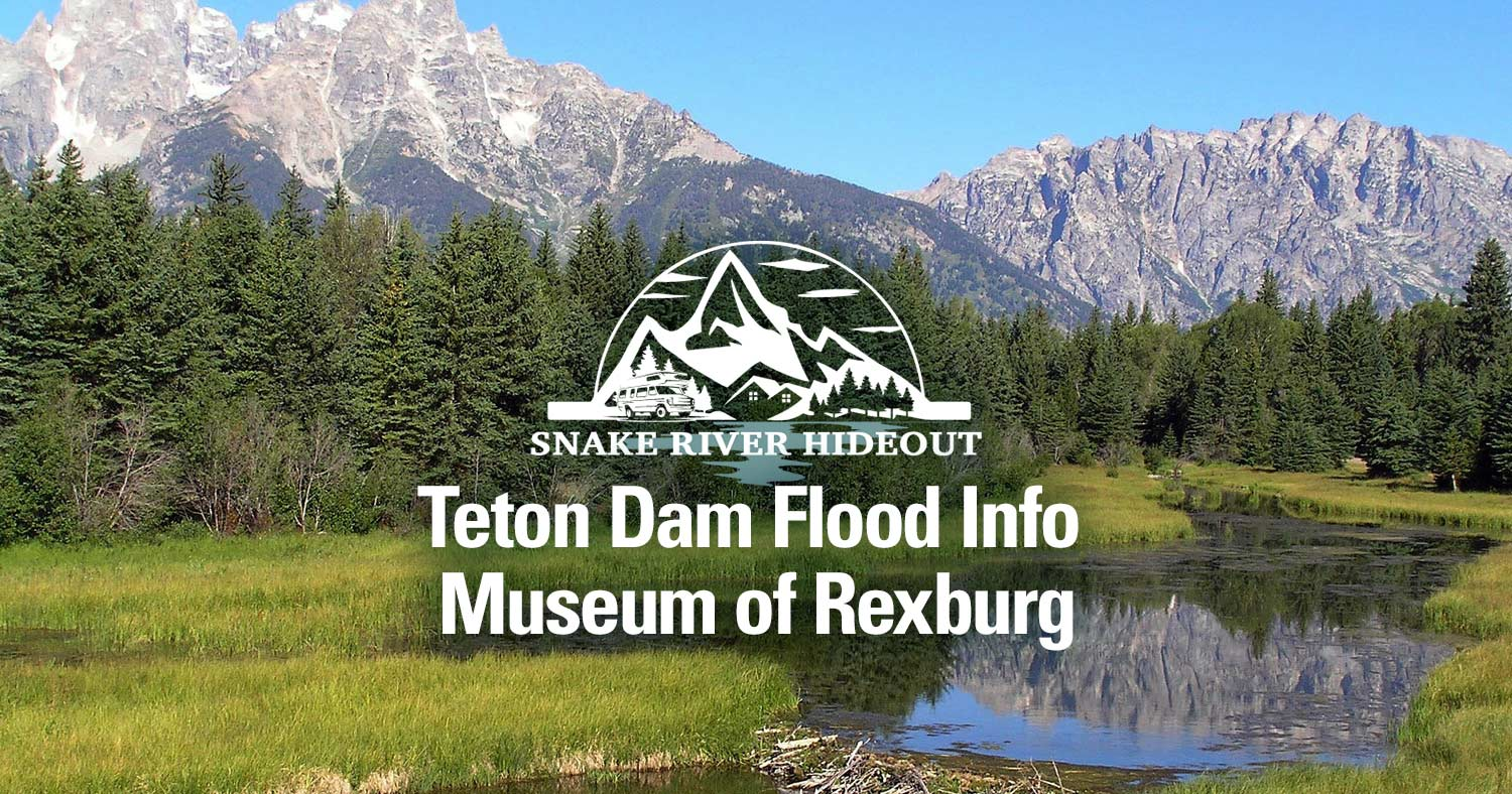 Learn More About the Teton Flood at the Nearby Museum of Rexburg