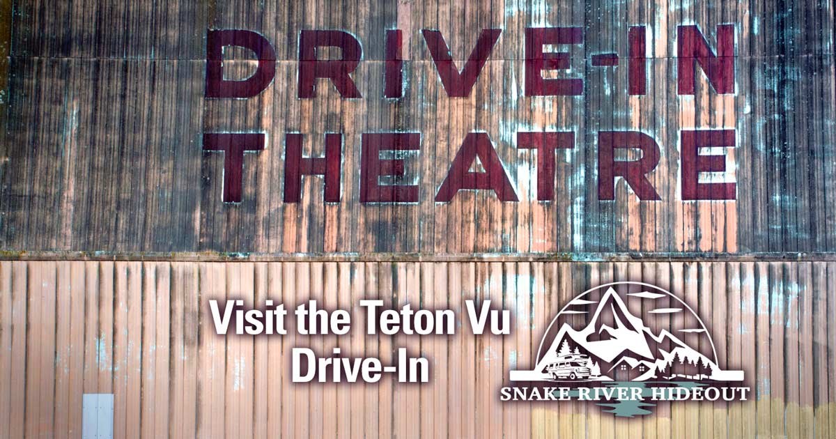 Creating a Bonding Family Experience at the Teton Vu Drive-In