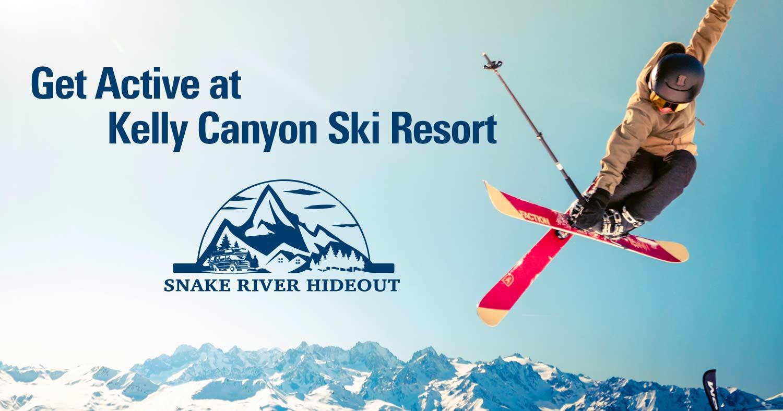 Get Active at Kelly Canyon Ski Resort