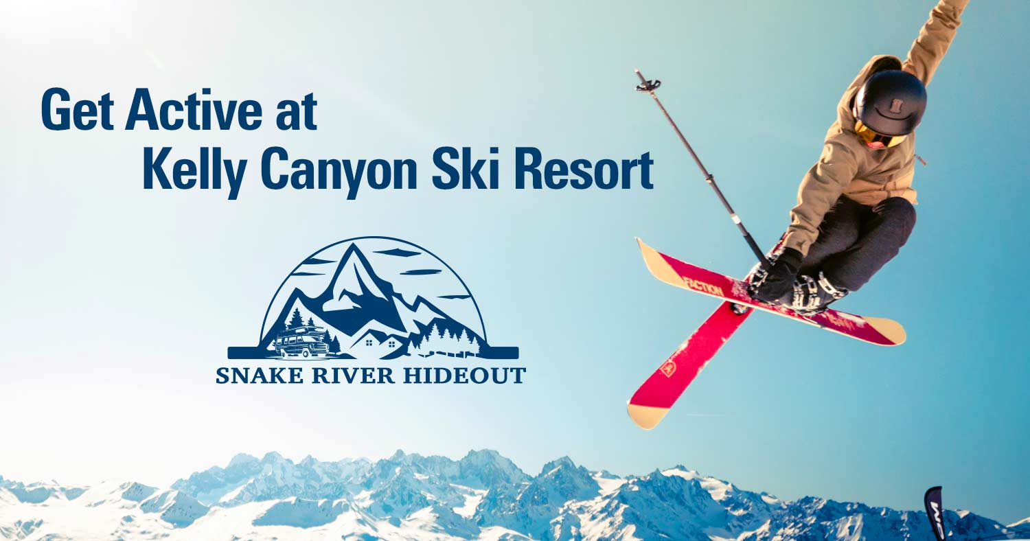 Get Active at Kelly Canyon Ski Resort