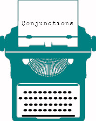 Conjunctions in Copywriting