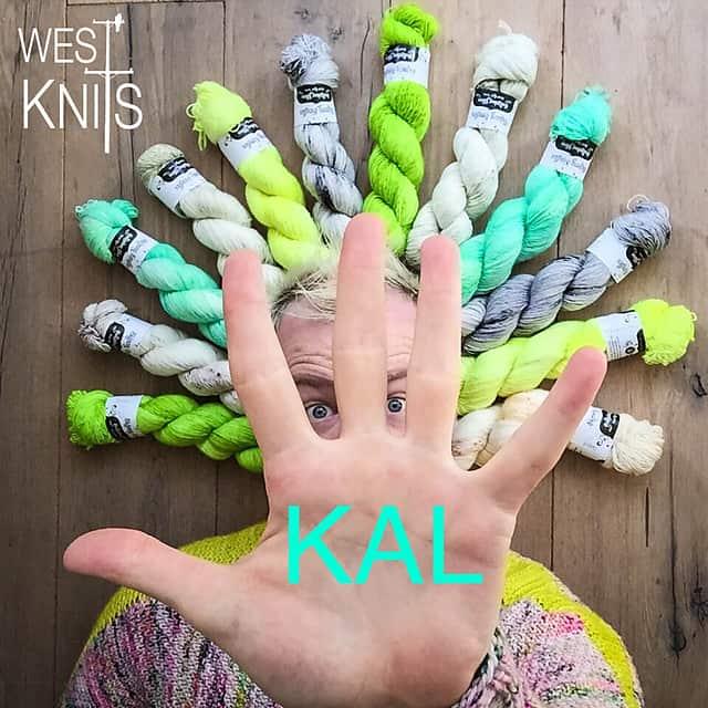 Westknits Mystery KAL 2015