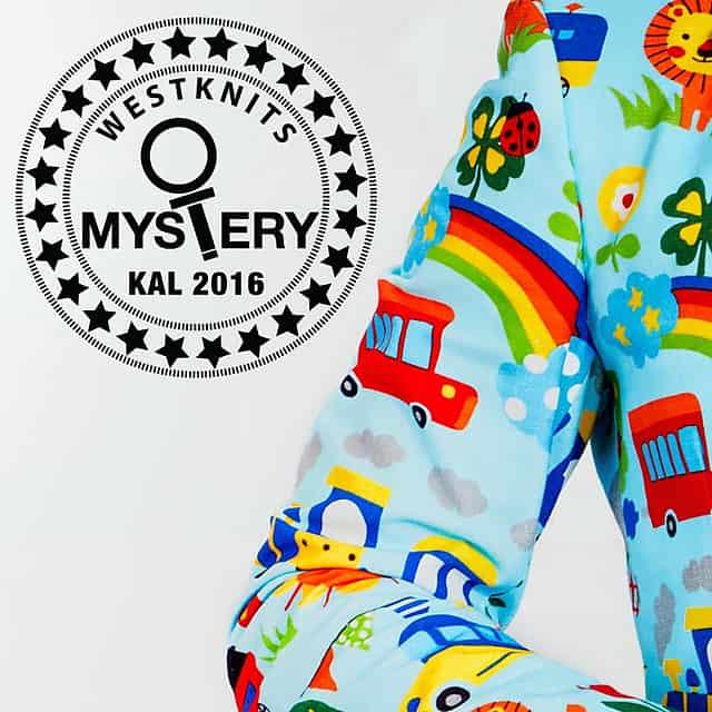 Westknits Mystery KAL 2016