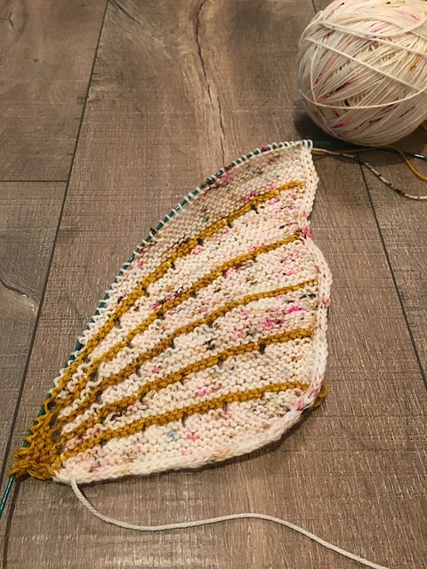 Knitting Short Rows Wrap and Turn Method. Whimsy North